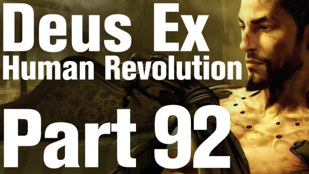 ZZZN. Deus Ex: Human Revolution Walkthrough - Lesser Evils (2 of 2) Promo Image