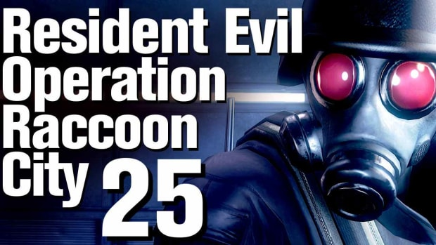 Y. Resident Evil Operation Raccoon City Walkthrough Part 25 - End of the Line Promo Image