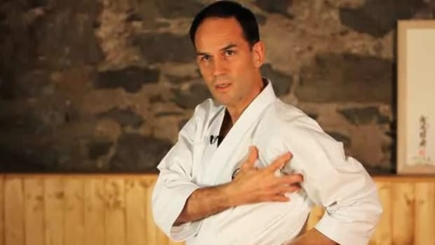 M. How to Do Elbow Strikes in Karate Promo Image