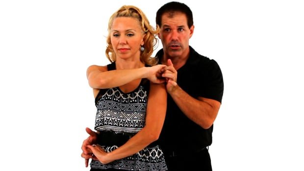 ZG. How to Do the Locked Whip in West Coast Swing Dance Promo Image