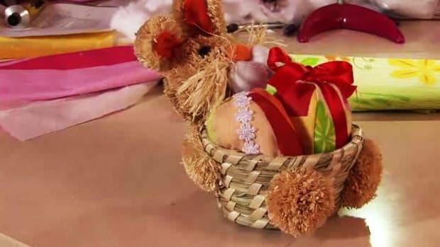E. How to Make a Fabric Easter Egg Promo Image