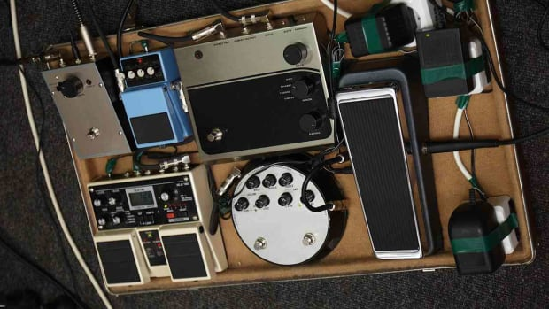 D. How to Build a Guitar Pedal Board Promo Image