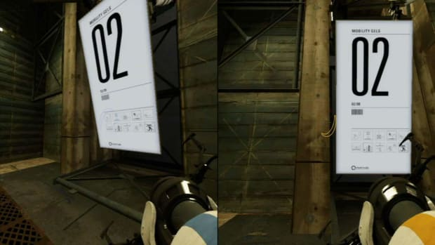 ZZZO. Portal 2 Co-op Walkthrough / Course 5 - Part 2 - Room 02/08 Promo Image
