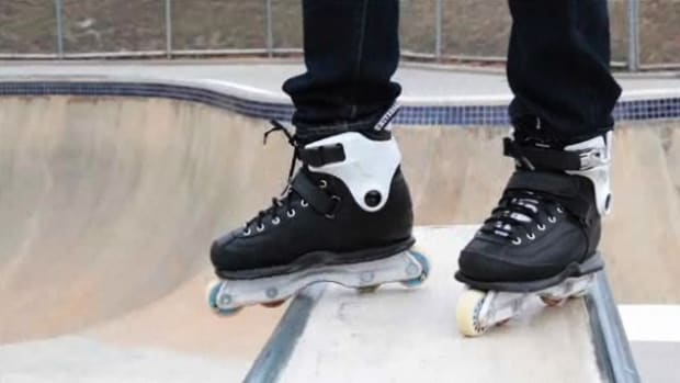 N. How to Drop In on In-Line Skates Promo Image
