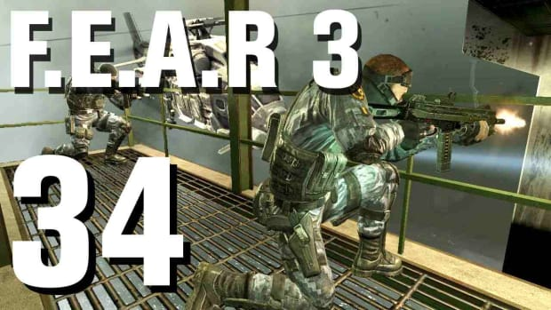 ZH. F.E.A.R. 3 Walkthrough Part 34 Port (7 of 8) Promo Image