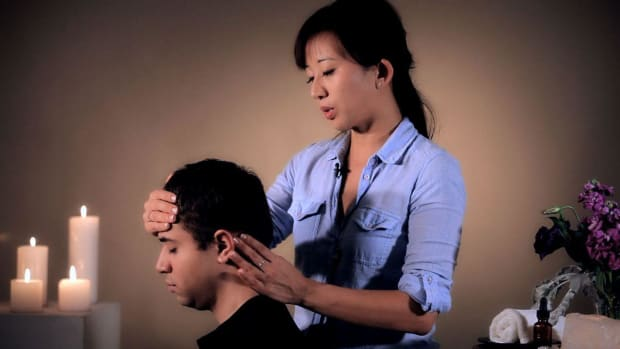 ZK. Health Benefits of Head Massage Promo Image
