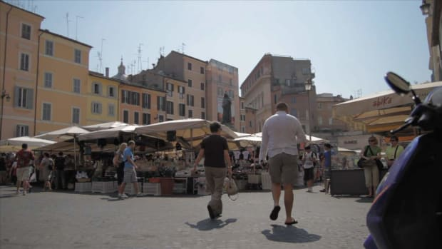 ZJ. How to See Rome like a Local Promo Image