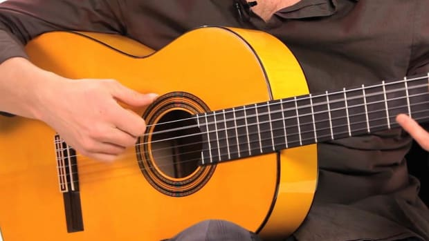 K. Flamenco Guitar Techniques: How to Play Fan Rasgueos (Abanico) Promo Image