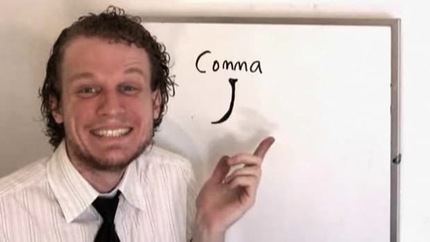 G. How to Use a Comma Promo Image