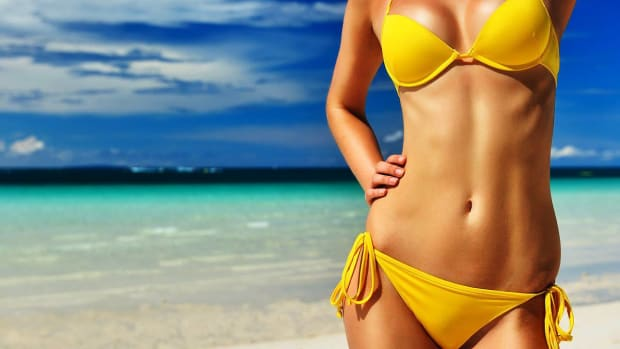 Y. 4 Hair Waxing Tips if You Spray Tan or Self Tan Promo Image