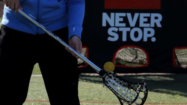 ZG. Stick Tricks in Women's Lacrosse Promo Image