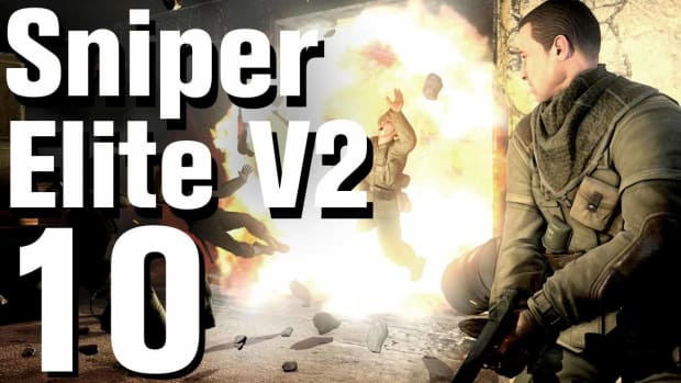 J. Sniper Elite V2 Walkthrough Part 10 - Kaiser-Friedrich Museum Promo Image