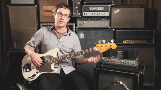 R. How to Play Notes on a Bass Guitar Promo Image