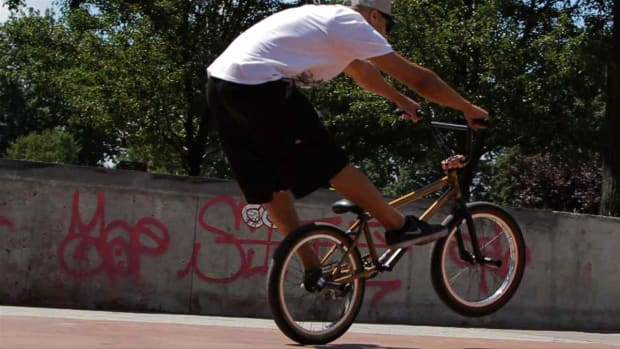 B. How to Manual on a BMX Promo Image