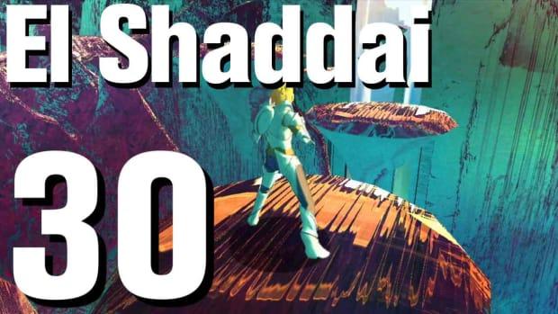 ZD. El Shaddai Walkthrough Part 30: The Cry of Armaros (3 of 4) Promo Image