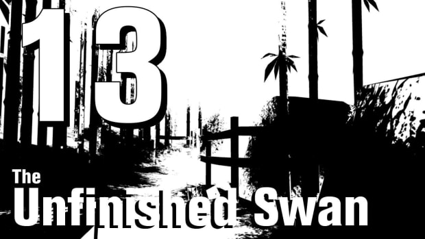 M. The Unfinished Swan Walkthrough Part 13 - Chapter 2 Promo Image