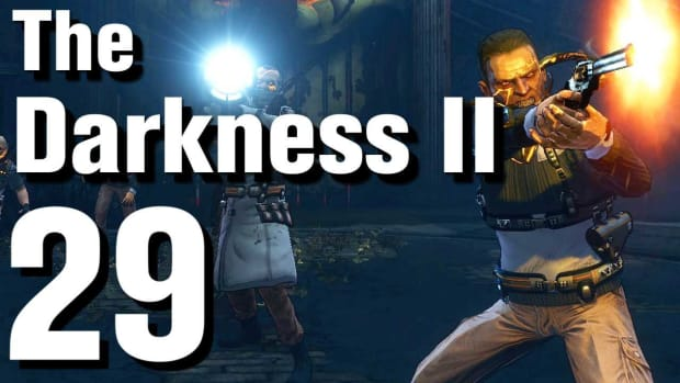 ZC. The Darkness 2 Walkthrough - Part 29 Survive the Ambush Promo Image