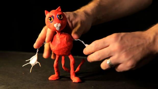 N. Puppet Animation Basics Promo Image