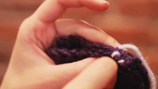 S. How to Join Motifs or Make Seams in Crocheting Promo Image