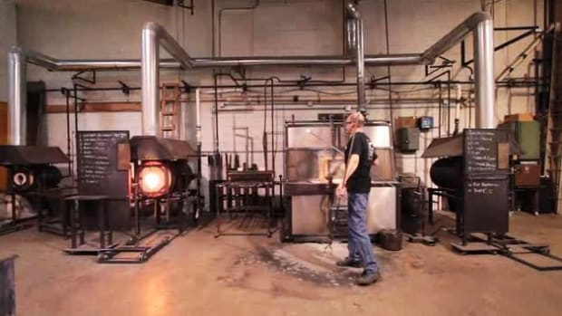 F. How to Rent a Glassblowing Studio Promo Image