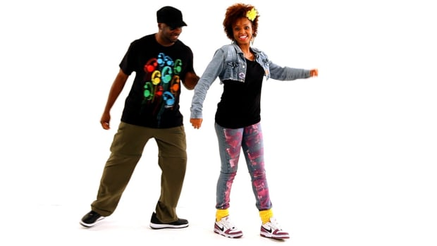 N. How to Dance to Hip-Hop like You're Gliding Promo Image
