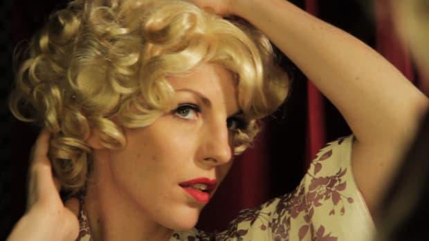 F. How to Do Burlesque Hair Promo Image