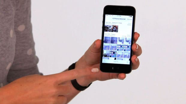 ZP. How to Attach Multiple Images to Email or Text on an iPhone Promo Image