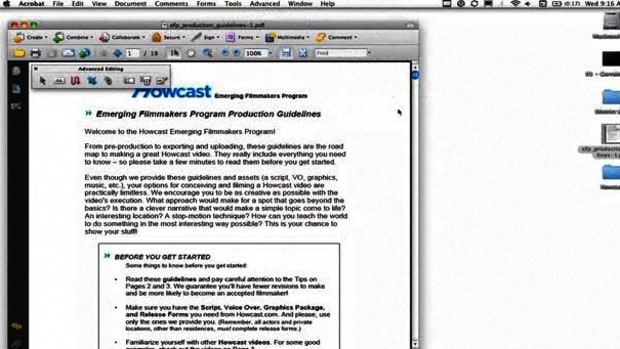 P. How to Edit PDF Files Promo Image