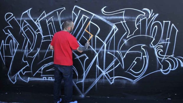 X. 3 Tips on Sketching a Graffiti Mural Promo Image
