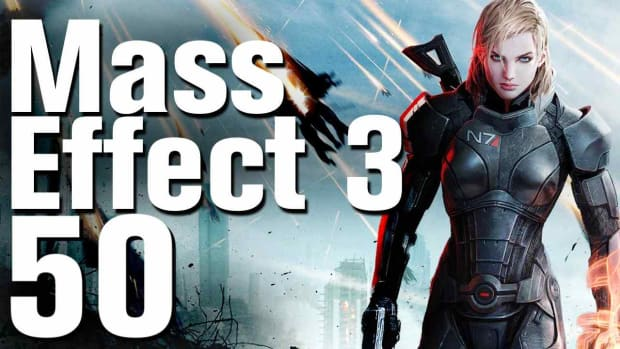 ZX. Mass Effect 3 Walkthrough Part 50 - Citadel - Save the Council Again Promo Image