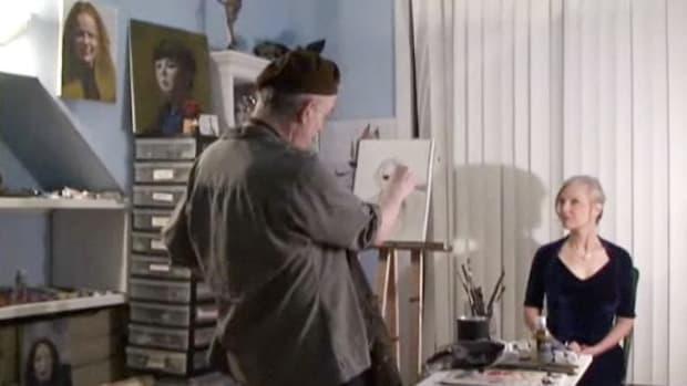 G. How to Paint a Portrait Promo Image
