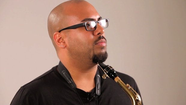 W. Sax Rhythm Exercises Promo Image
