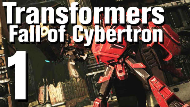 A. Transformers Fall of Cybertron Walkthrough Part 1 - Chapter 1 Promo Image