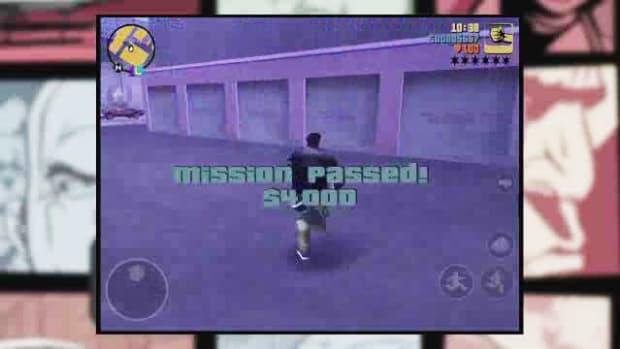 B. GTA3 iOS Walkthrough Part 2 - Drive Misty for Me Promo Image