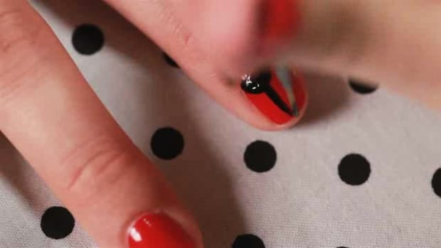 I. How to Create a Ladybug Nail Art Design Promo Image