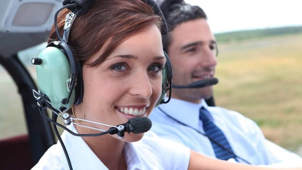 F. How to Pick a Flight School Promo Image