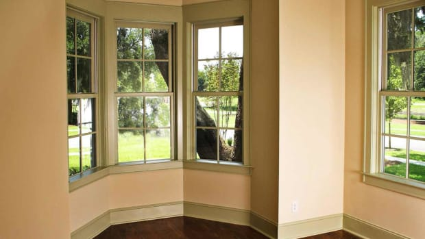 ZV. Window Treatments for Bay Windows Promo Image