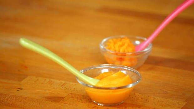 M. How to Make Sweet Potato Puree for Babies Promo Image