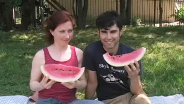 K. How to Spit Watermelon Seeds Promo Image