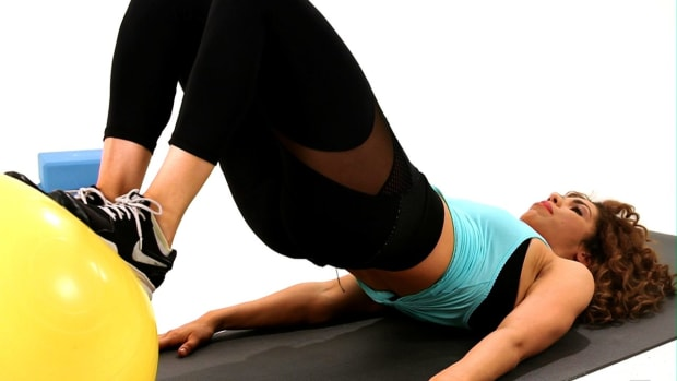 ZG. How to Do a Prone Hamstring Curl Promo Image