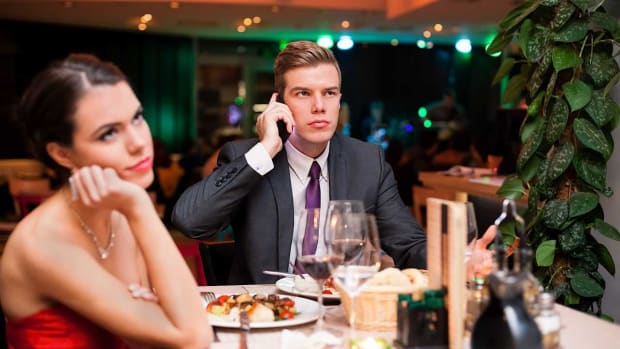 ZK. Is It Ever OK to Use Your Cellphone at Dinner? Promo Image