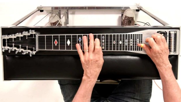 ZC. How to Play Double Stops on a Pedal Steel Guitar Promo Image