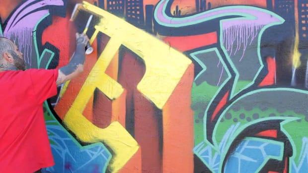 P. 5 Graffiti Painting Tips Promo Image