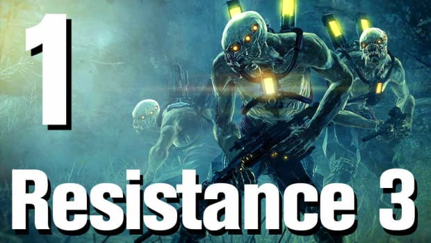 A. Resistance 3 Walkthrough Part 1: Home Promo Image