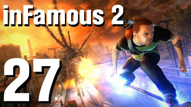 ZA. inFamous 2 Walkthrough Part 27: The Dunbar Beam Promo Image