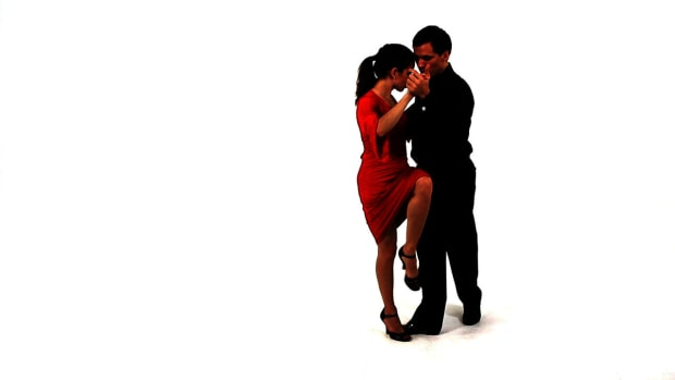 T. How to Do Follower Embellishments during the Argentine Tango Promo Image