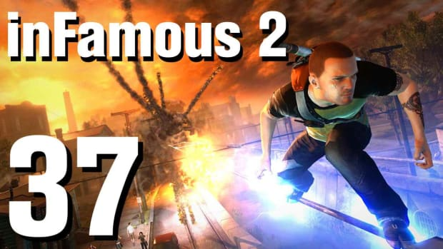 ZK. inFamous 2 Walkthrough Part 37: Easy Going Promo Image