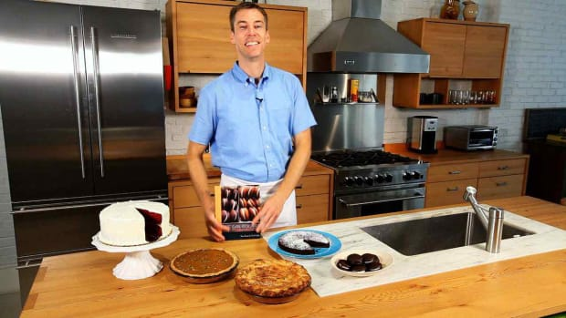 Y. How to Make Cakes & Pies with Dave Crofton Promo Image