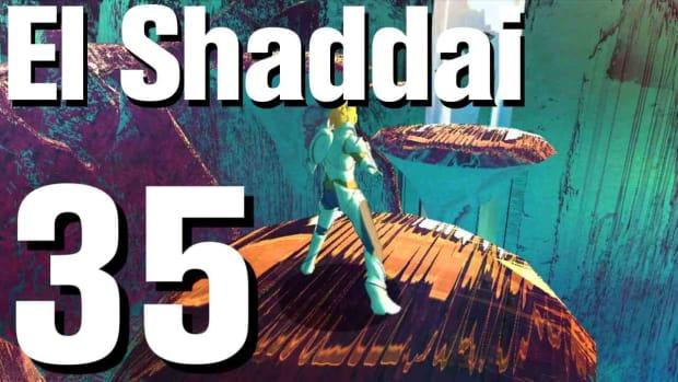 ZI. El Shaddai Walkthrough Part 35: Belial's Temptation (4 of 5) Promo Image
