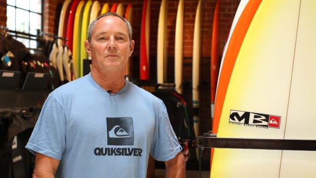 ZO. How to Pick a Surfboard with Michael Baron Promo Image